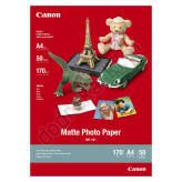 Canon MP-101 Matte Photo Paper A4 50 ark