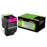 Toner magenta do Lexmark CX510 - 802XM [4k]