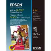 Epson C13S400038 Value Glossy Photo Paper 10x15 183 g/m² 50 ark