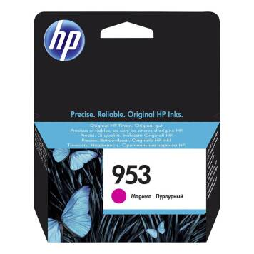 HP 953 F6U13AE tusz magenta do HP OfficeJet Pro 7720 7730 7740 8210 8218 8710 8715 8720 8725 8730 - 10ml