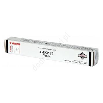 3782B002 toner czarny C-EXV34 do Canon imageRUNNER ADVANCE