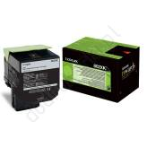 Toner czarny do Lexmark CX510 - 802XK [8k]