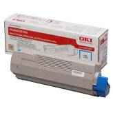 Toner cyan do Oki C5650 C5750 - 43872307 [2k]