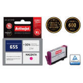 Tusz magenta do HP DJ Ink Advantage 3525 4615 4625 5525 6525 - zamiennik CZ111AE HP 655 12ml