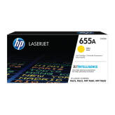 CF452A 655A toner żółty do HP Color LaserJet Enterprise M652 M653 M681 M682 [10.5k]