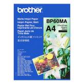 Brother BP60MA papier fotograficzny matowy 145g A4 25 ark.