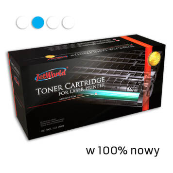 Zamiennik Sharp MX-C30GTC toner cyan marki JetWorld