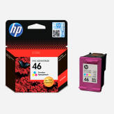 HP 46 CZ638AE tusz kolor do HP DeskJet Ink Advantage Ultra 4729