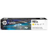 HP 981A J3M70A tusz żółty do HP PageWide Enterprise 556 586 Flow - 68.5ml