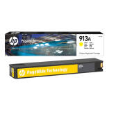 HP 913A F6T79AE tusz żółty do HP PageWide Pro 352 377 452 477