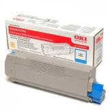 Toner cyan do Oki C5600 C5700 - 43381907 [2k]