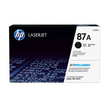 CF287A - Toner do HP LaserJet Pro M501 Enterprise M506 M527 [9k]