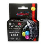 Lexmark 1 zamiennik atrament kolor - 20ml