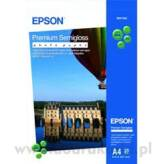 Epson C13S041332 Premium Semigloss Photo Paper A4 20 ark.