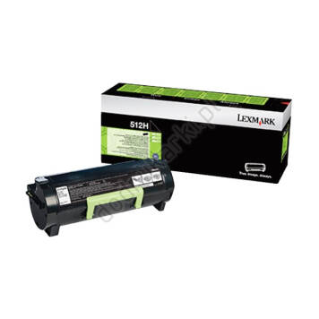 Toner do Lexmark MS312dn MS415dn - 512H [5k]