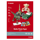 MP-101 Canon Matte Photo Paper A3 40 ark
