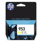 HP 953 F6U14AE tusz żółty do HP OfficeJet Pro 7720 7730 7740 8210 8218 8710 8715 8720 8725 8730 - 10ml