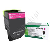 Toner magenta do Lexmark CS317dn CX317dn [2.3k]