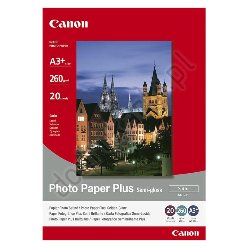 photo paper plus semi gloss