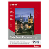 SG-201 Canon Photo Paper Plus Semi-gloss A3+ 20 ark - 1686B032