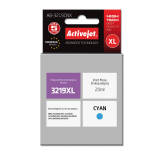 Activejet zamiennik Brother LC3219C tusz cyan - 20ml
